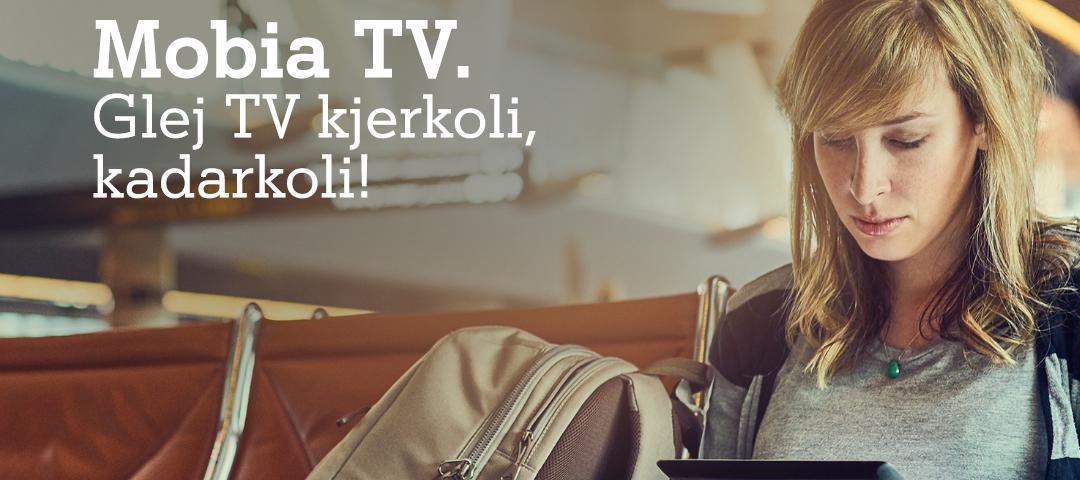 Aktivacija Mobia TV