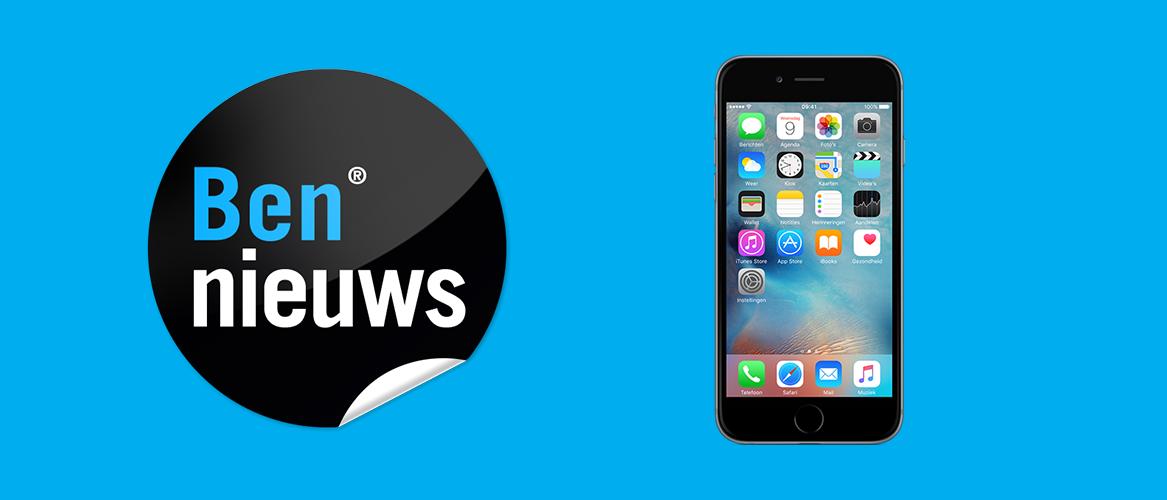iPhone 6 of iPhone 6s: de verschillen op een rijtje
