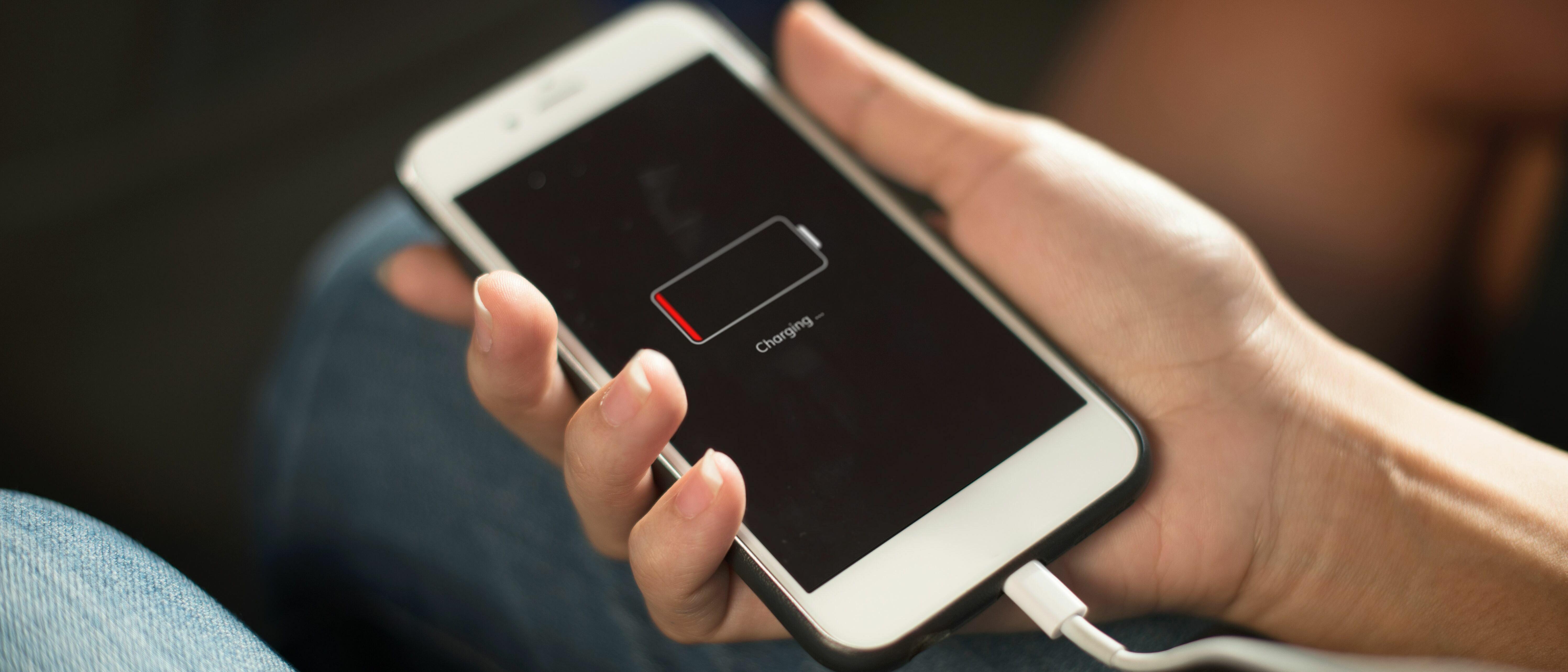 Tips om je batterij langer mee te laten gaan