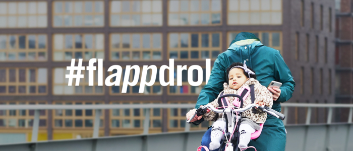 Hou je koppie erbij! #Flappdrol