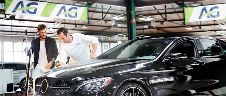 Faites réparer les petites bosses de votre voiture grâce aux 'AG Car Repair Days'