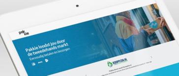 Pakkie: de app die je helpt bij online verkoop