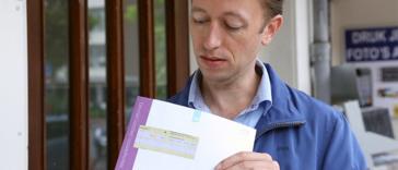Wat doe je met een onleesbare incasso- of deurwaardersbrief?