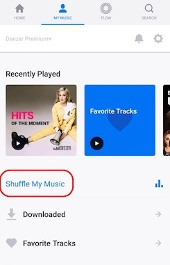 11 Tips and Tricks for Deezer Music Fans on Android | Deezer