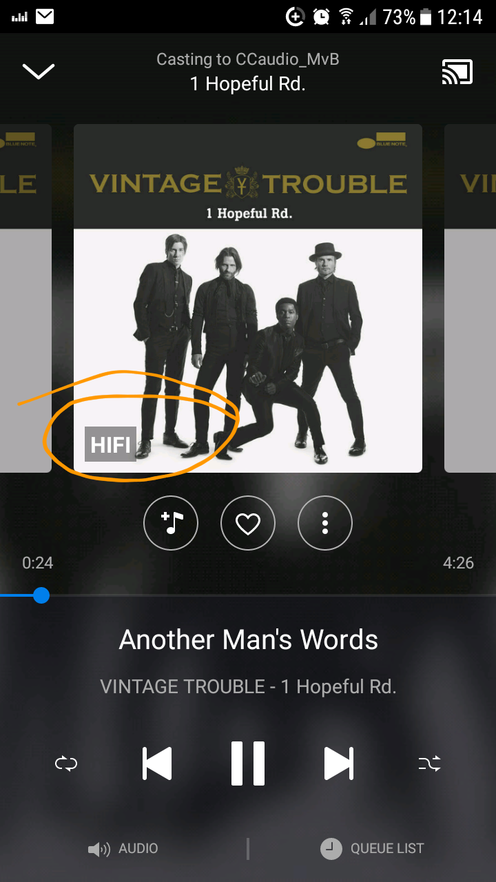 Poor HiFi quality streams | Deezer Community, bringing music lovers