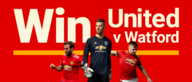 ▶ Win Football Tickets with Manchester United and Deezer