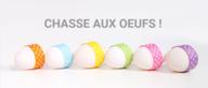 📢 La chasse aux œufs est ouverte ! 🐰🐰🐰