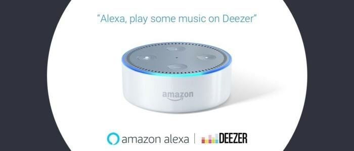 Amazon Alexa - Disponible en France !