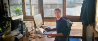 Duurzaam Aan het Werkstafette: Stefan wil méér dan 'minder slecht' zijn voor de natuur