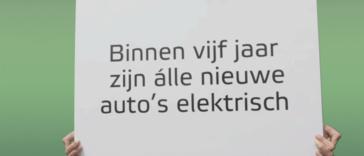 Stelling: Binnen vijf jaar zijn alle nieuwe auto's elektrisch