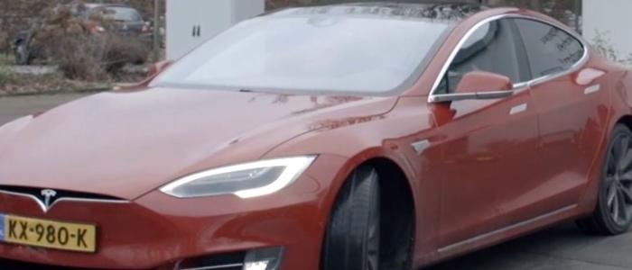 In één dag met een elektrische auto naar de sneeuw? Het kan!