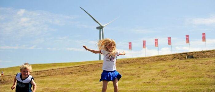 Altijd al een eigen windmolen willen hebben?