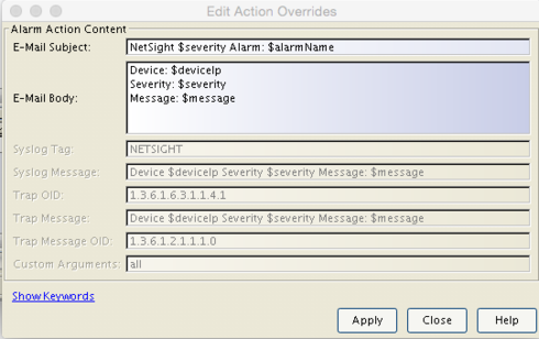 how to change snmp traps log ip address into device name and