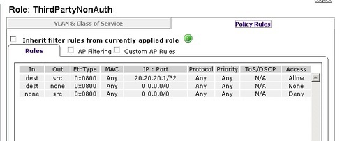 I can't seem to make 3rd Party AP work  | Extreme Networks
