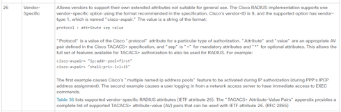 What RADIUS attribute to send is needed when adding a Cisco ASA to