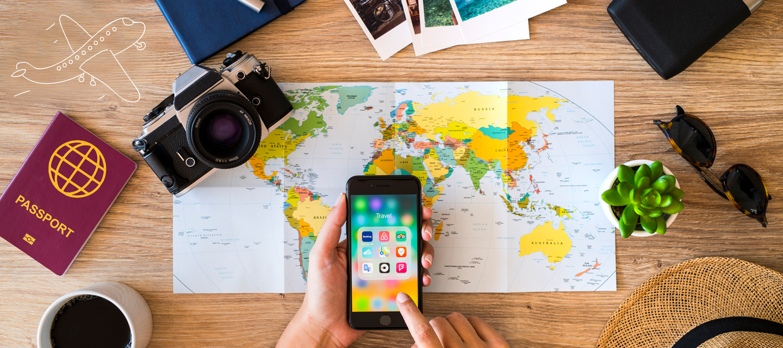 Aplikace, které vám můžou na cestách pomoci