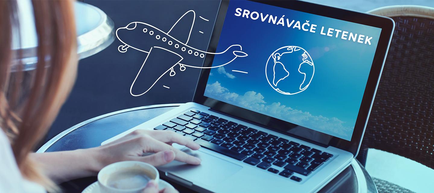 4 srovnávače letenek, se kterými můžete ušetřit