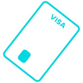 Carte de crédit Hello - VISA
