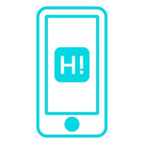 Hello bank! app