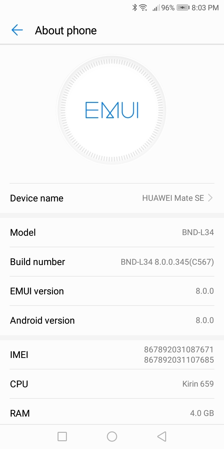 Huawei Mate Se They Do Exist Official Huawei Community Uk