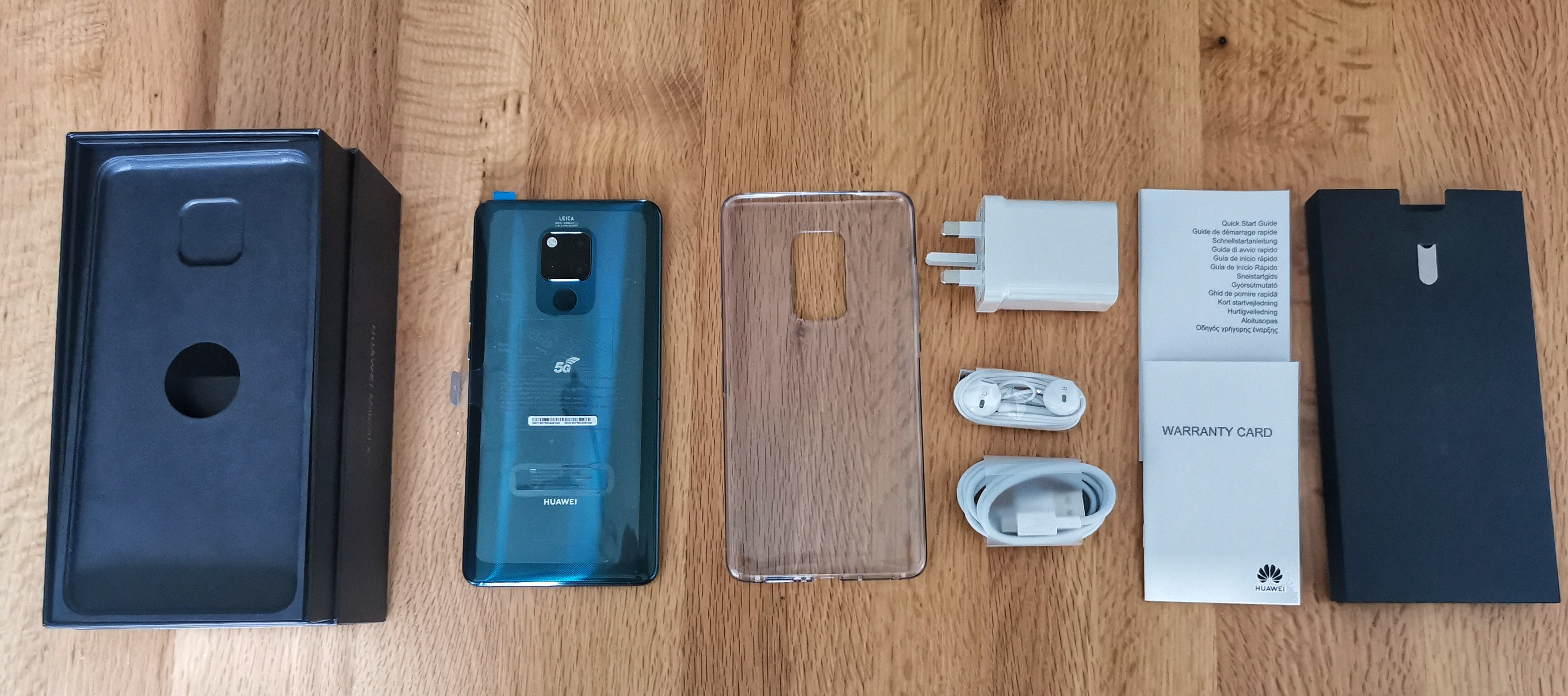 Huawei 5G Phone - First Impressions of the Mate 20 X 5G