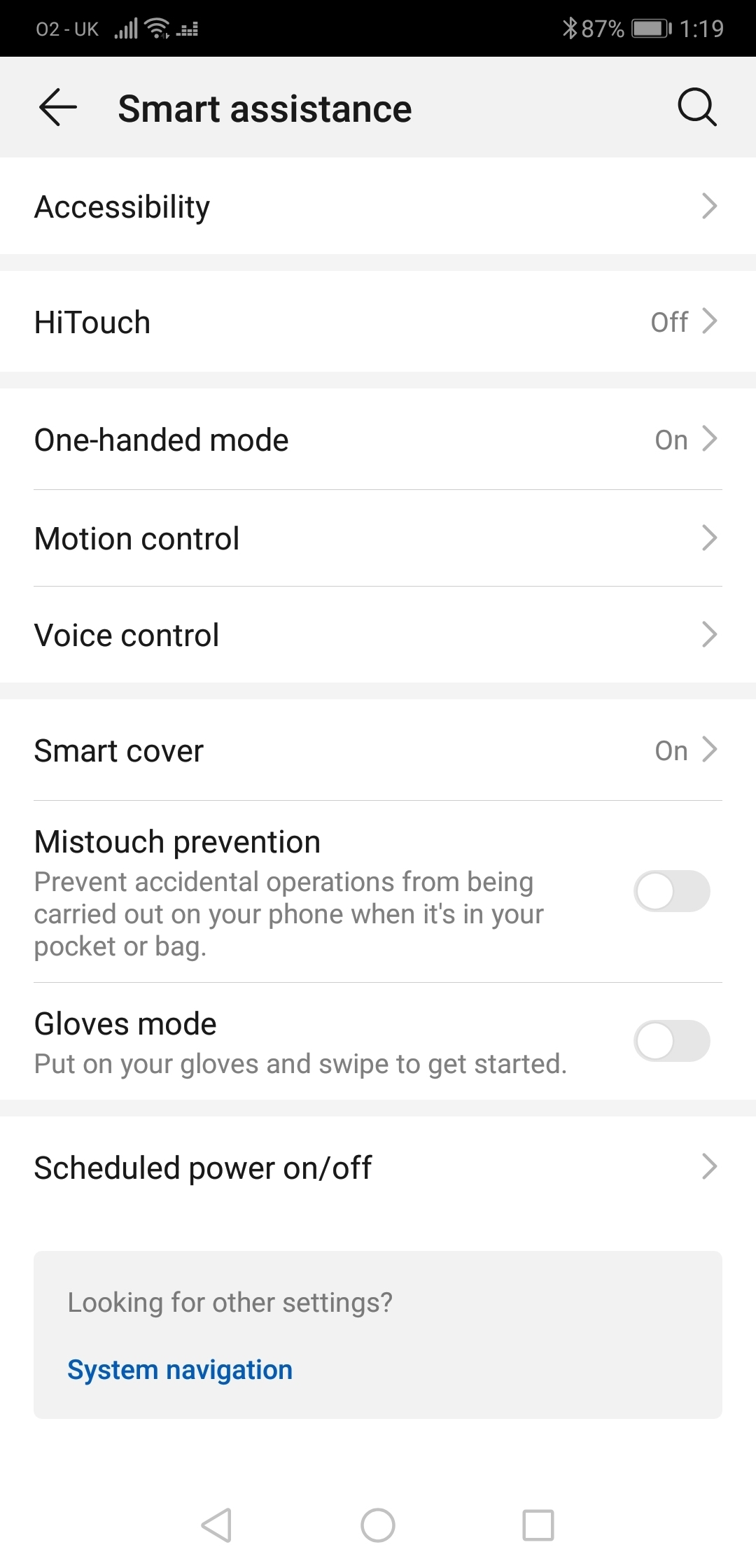 Headphone settings p20 pro | Official Huawei Community UK