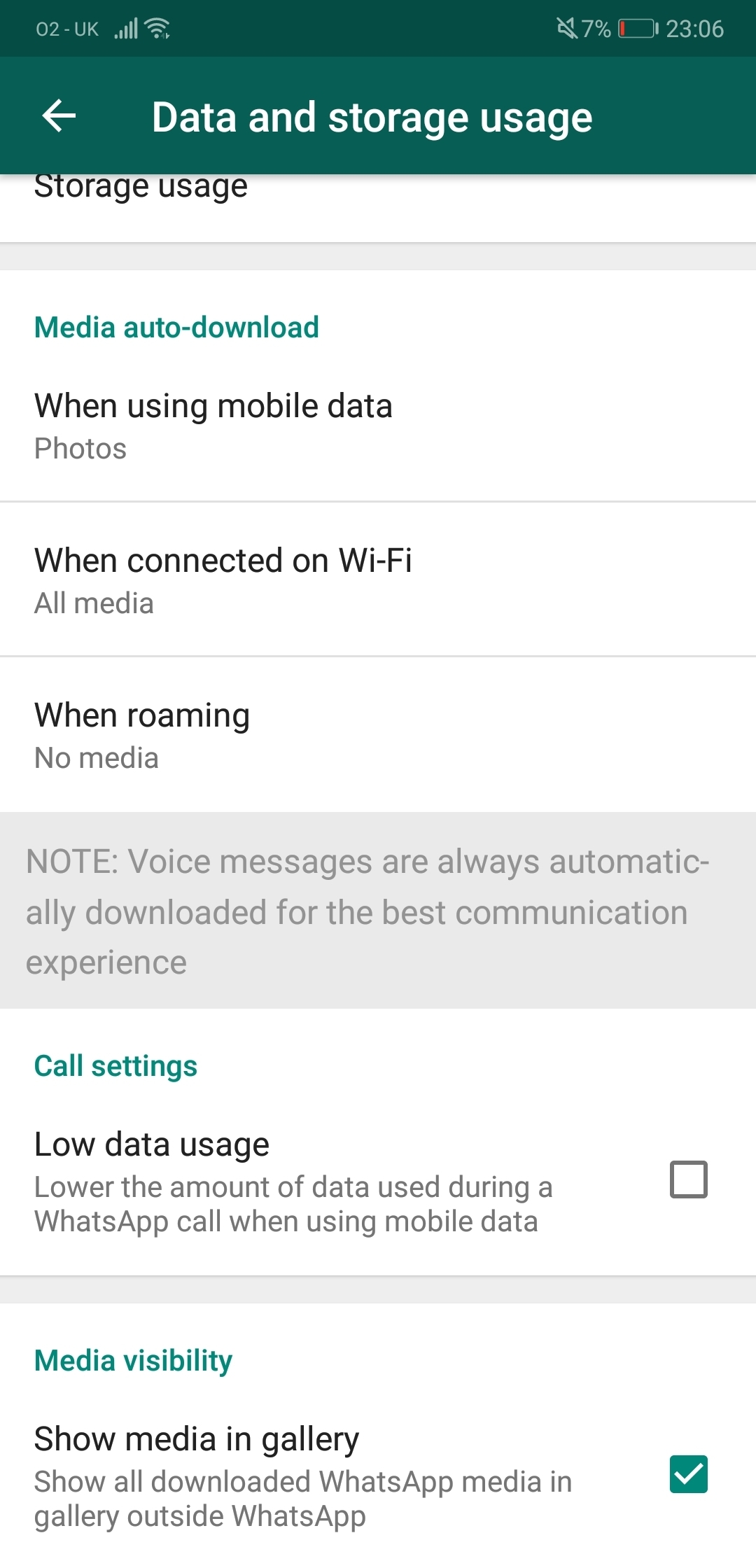 How to stop saving Whatsapp images on my P20 Pro? | Official