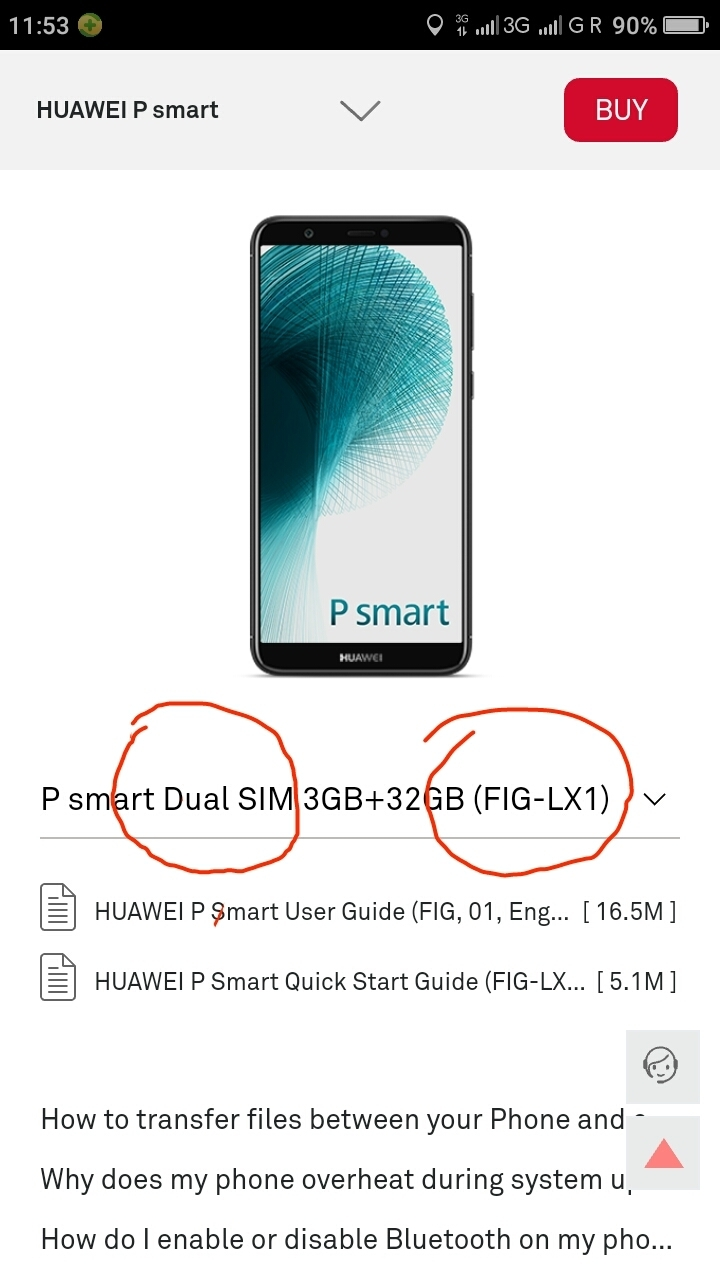 How to use dual sim in Huawei P smart | Official Huawei