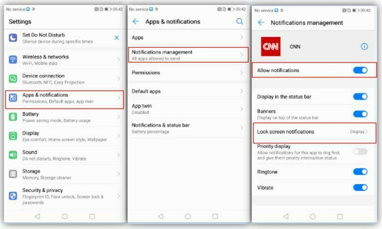 8 tips on how to use app notifications | Official Huawei Community UK