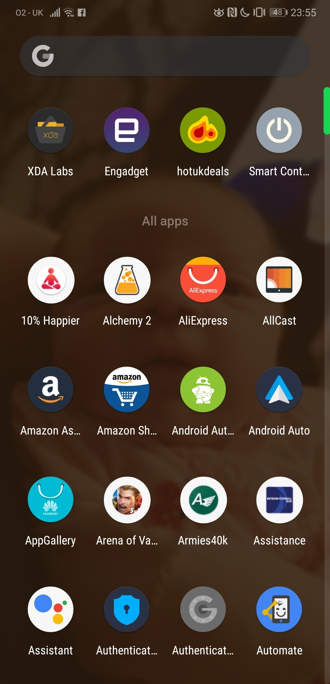 What launcher are you using  | Official Huawei Community UK