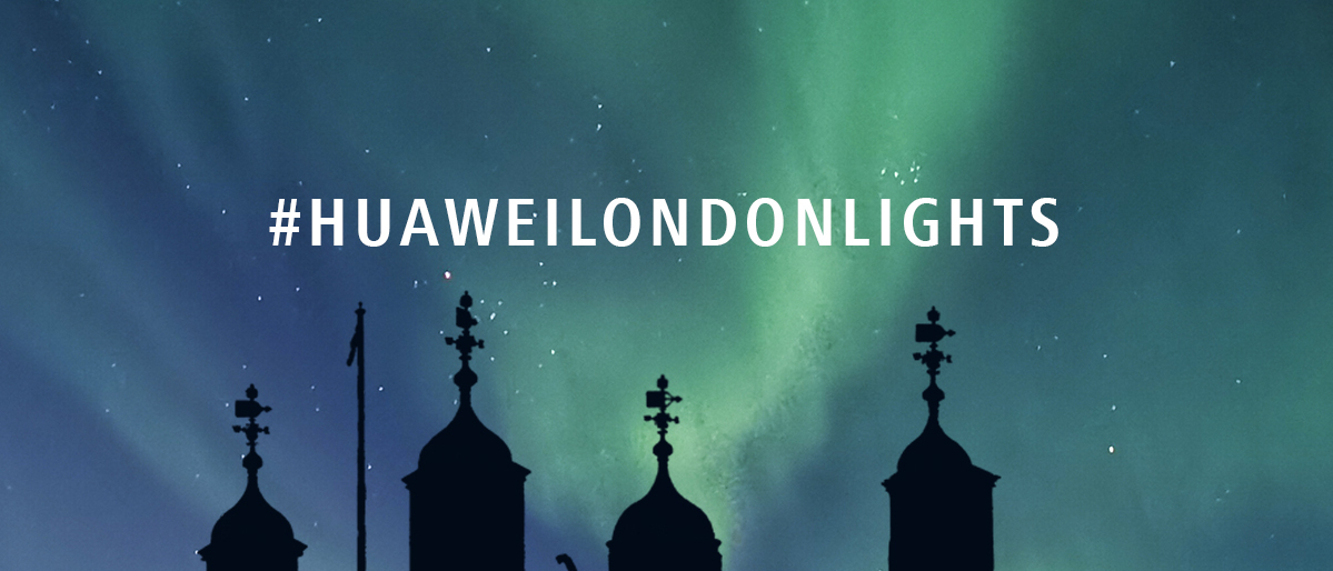 [EVENT] Huawei London Lights - tonight and tomorrow night