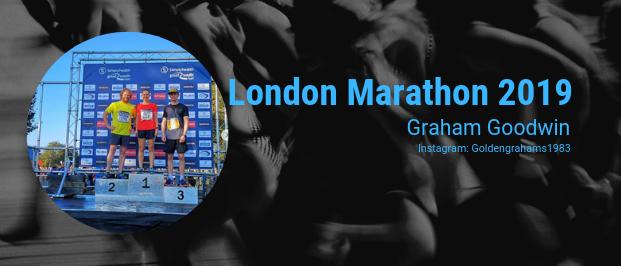 My road to London Marathon 2019 - Part 1