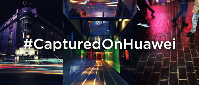 #CapturedOnHuawei Awards