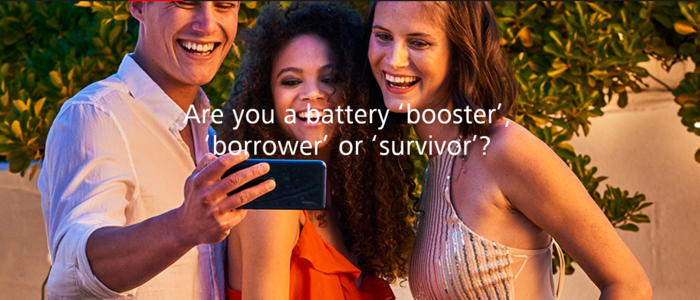 Are you a battery 'booster', 'borrower' or 'survivor'? - Win a P20 Pro!