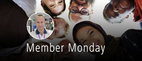 Say hi to our first Member Monday Tony!