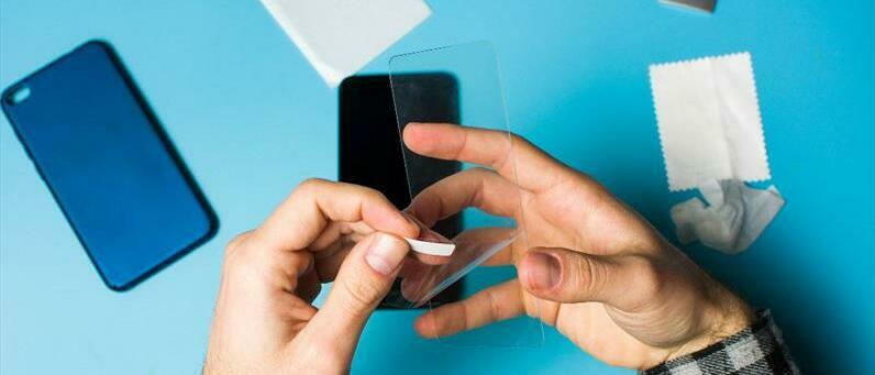 How to apply a perfect screen protector