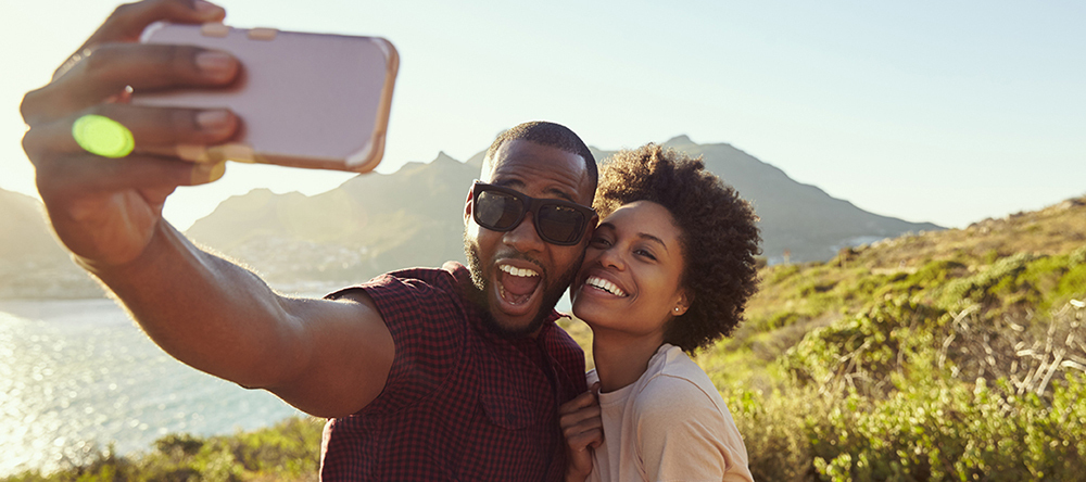 Amazing tech for better selfies