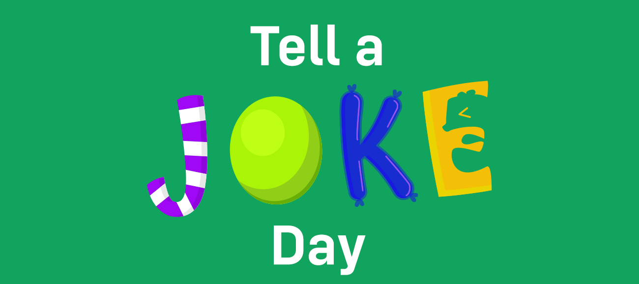 National Joke Day Competition - Closed
