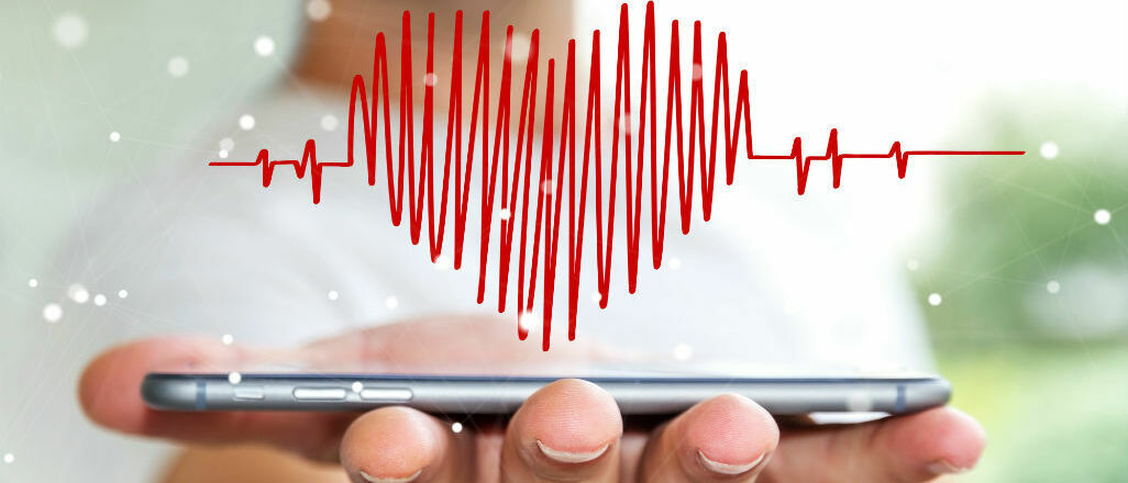 Monitor your heart with a smartphone
