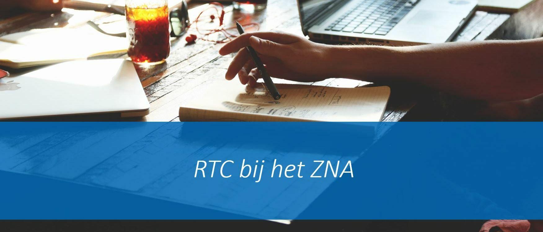 RTC bij het ZNA (Ziekenhuis Netwerk Antwerpen) over het inzetten van iCheck vragenlijsten