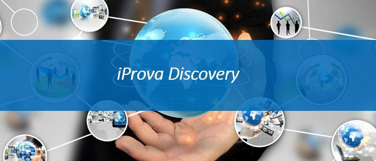 Een terugblik op een geslaagde eerste iProva Discovery