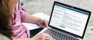 Webdocumenten bewerken met de interne editor