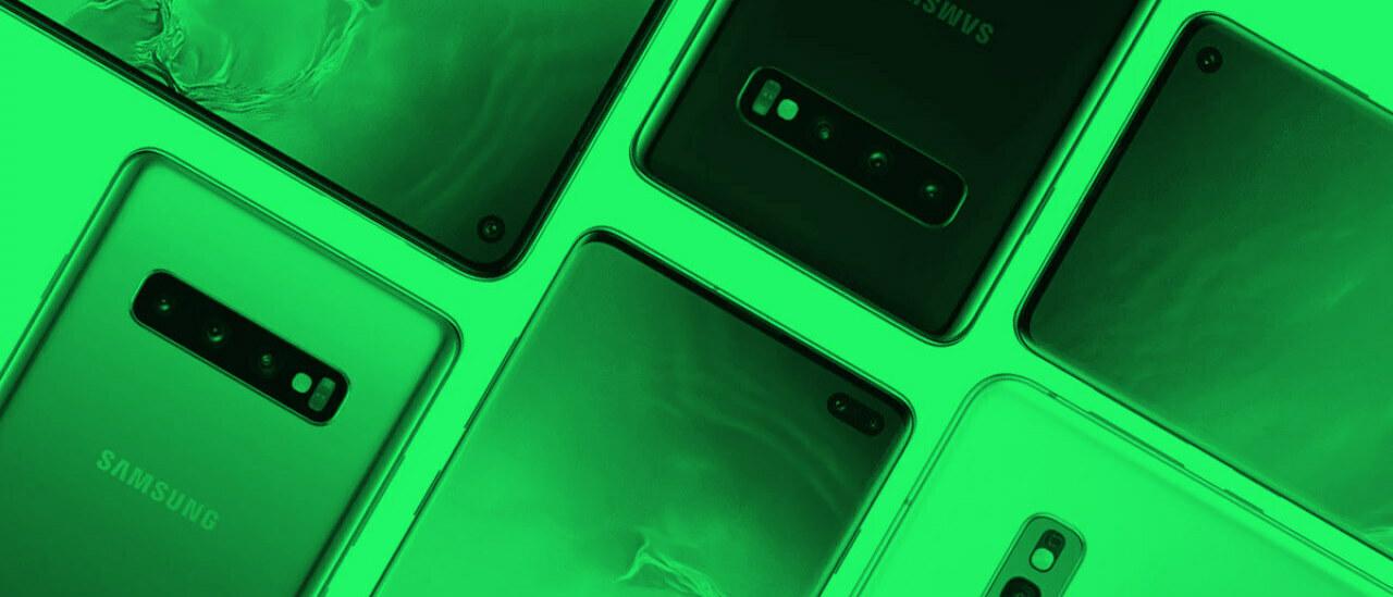 Samsung S10 | Het nieuwe vlaggenschip van Samsung