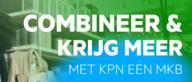 Combineer & krijg meer met KPN EEN MKB