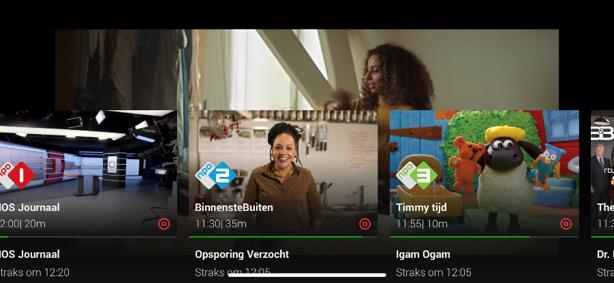 De nieuwe iTV app van KPN met Chromecast ondersteuning | KPN