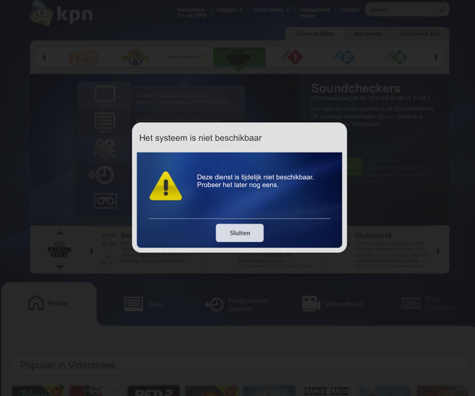 Itv Online Werkt Niet Meer Op Laptops Kpn Community