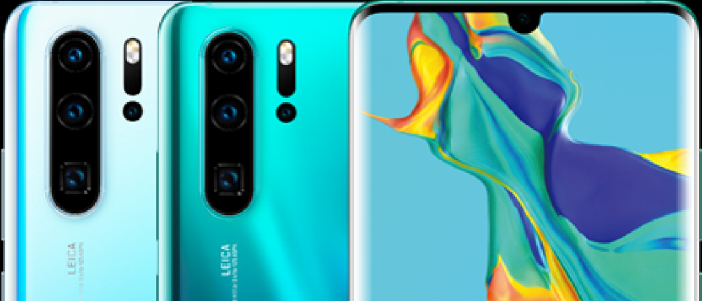 Novo Huawei P30 review