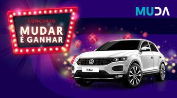 Concurso MUDAR é Ganhar. Seja mais digital.
