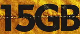Novo tarifário - Oversize 15GB