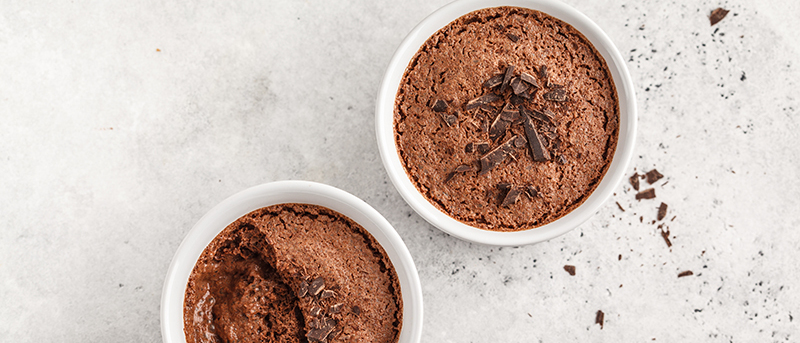 Keukengeheim: Maak vegan chocolademousse (en andere toetjes) van aquafaba
